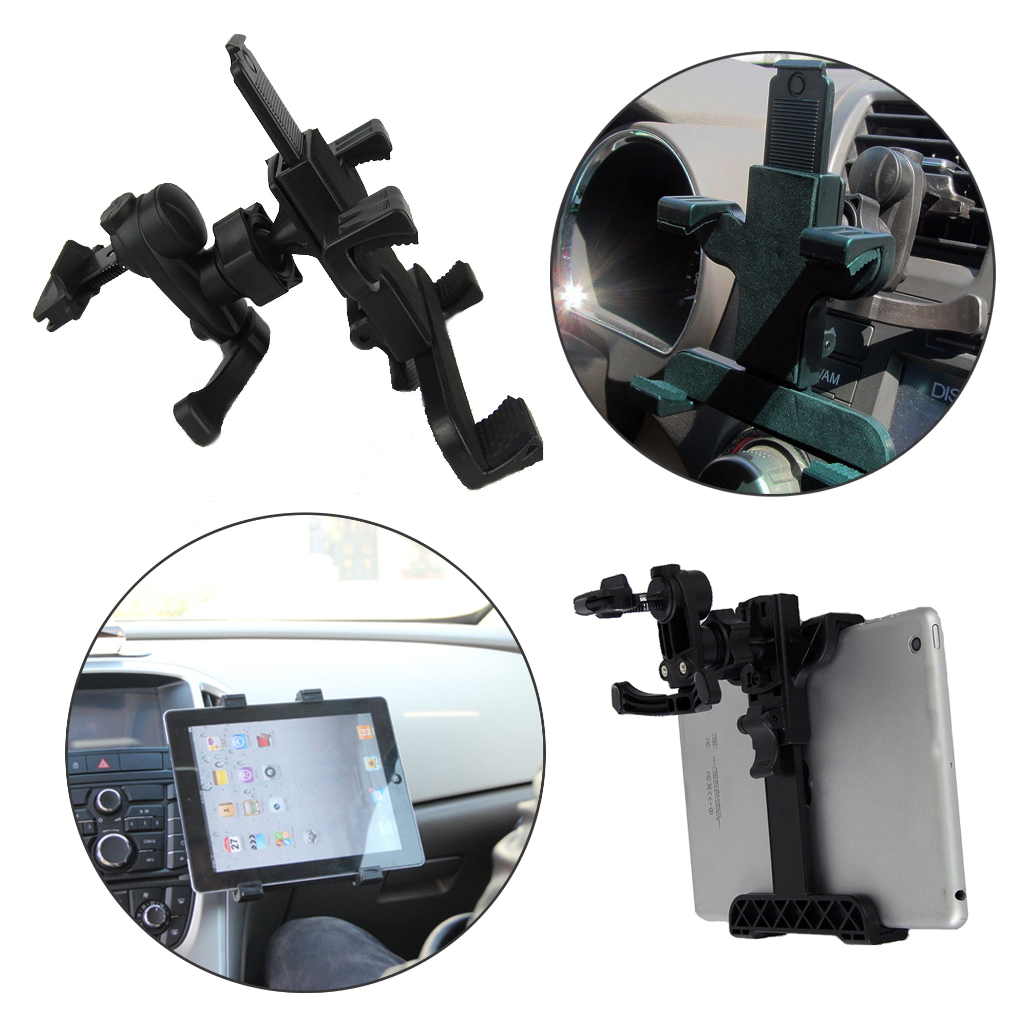 Instrument Microphone Stand Universal Mount Holder for Tablet G Pad Nook Nexus