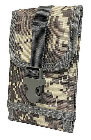 MOLLE Tactical Phone Case with Clip
