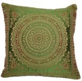 Banarasi Mandala Cushion Covers