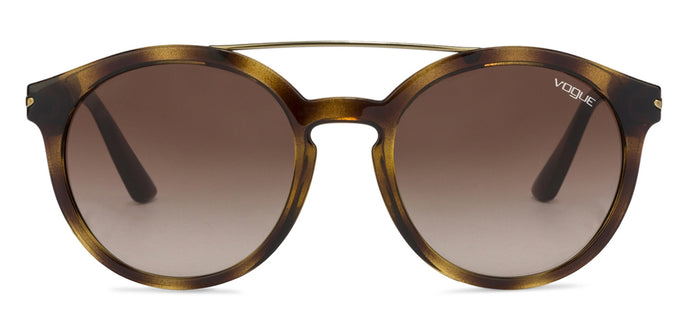 Vogue VO5133 Tortoise Golden Tortoise Brown Gradient W65613 Women Sunglasses