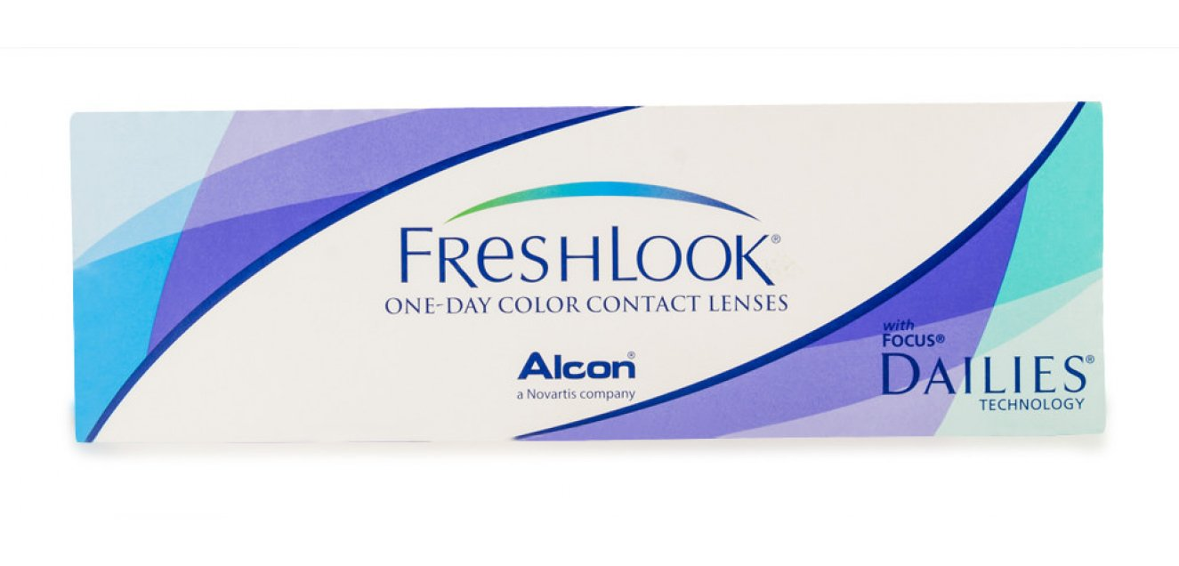 Alcon Freshlook One Day Color Contact Lense (10 Lenses/box)