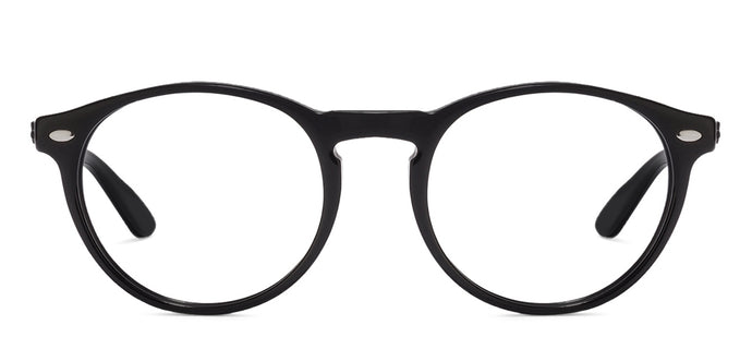 Ray-Ban Rx5283 Medium (Size-51) Black 02000 Unisex Eyeglasses