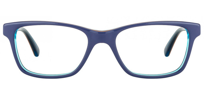 Vogue VO2787 Medium (Size-51) Purple Green Women Eyeglasses