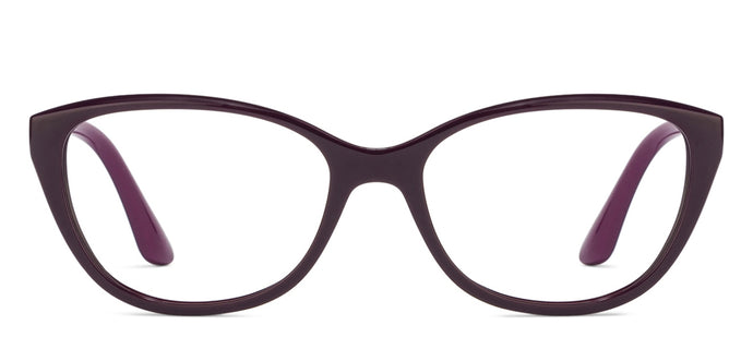 Vogue VO5120 Medium (Size-52) Purple 2472 Women Eyeglasses
