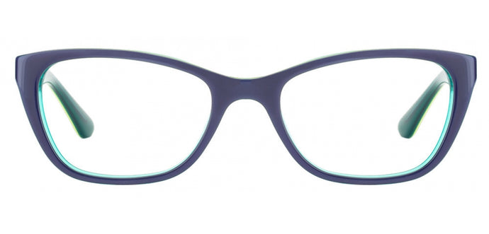 Vogue VO2961 Medium (Size-51) Blue Green Women Eyeglasses