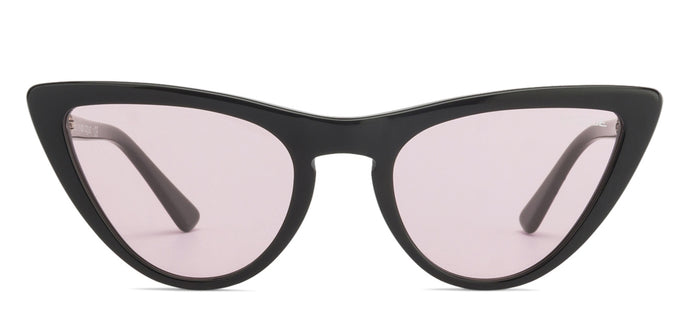 Vogue VO5211S Small (Size-54) Black Purple W44/5 Women Sunglasses