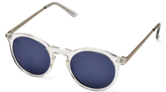 MTV Blue Round Sunglasses |MTV- 138-C4|
