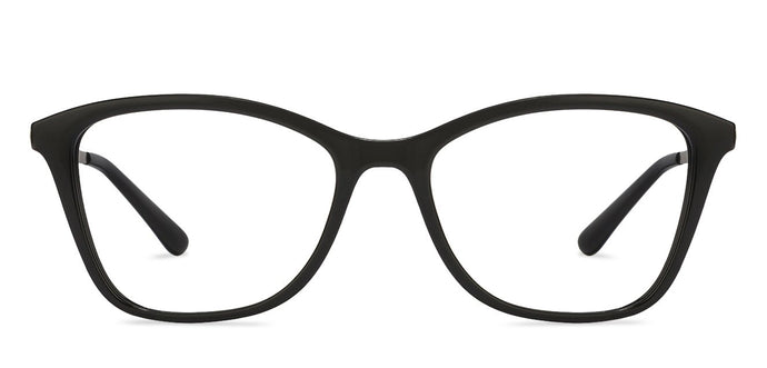 Vogue VO5152 Medium (Size-52) Black Gunmetal Black W44 Women Eyeglasses