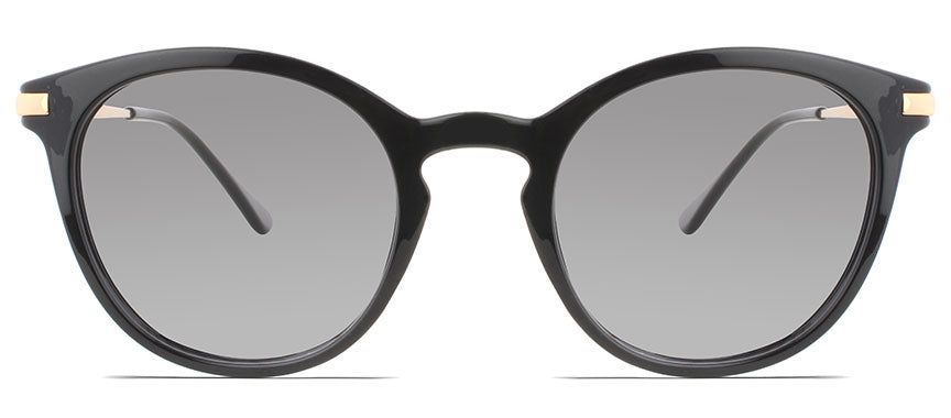 Opium UV Protected Pantos Unisex Sunglasses - OP-1462-C01|56 mm|Grey Lens