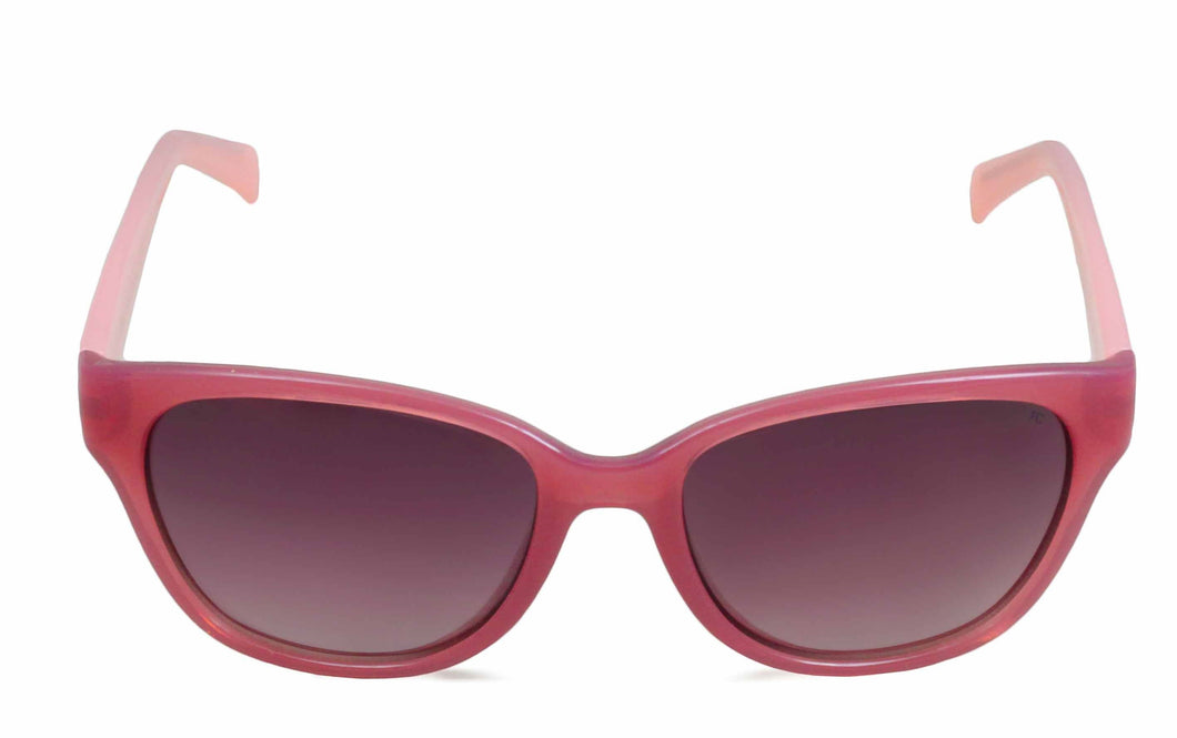 FCUK FC7229 C3 Cat-eye Pink sunglasses