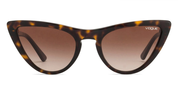 Vogue VO5211S Small (Size-54) Tortoise Brown Gradient W65613 Women Sunglasses