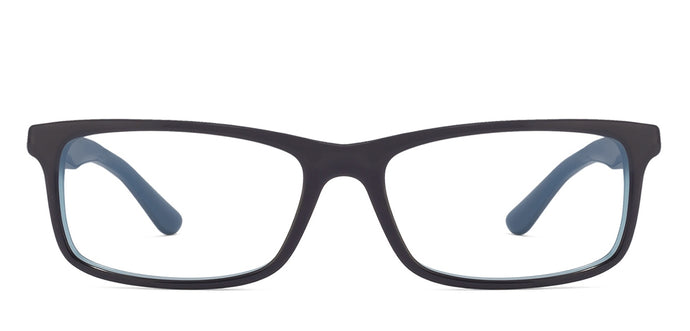 Ray-Ban Rx5337 Medium (Size-54) Black Blue 5529 Unisex Eyeglasses