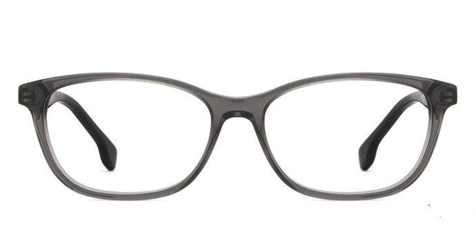 Carrera CARRERINO 65 Size:50 Grey Transparent Black KB7 Eyeglasses