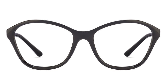 Vogue VO5057 Medium (Size-51) Black W44 Women Eyeglasses