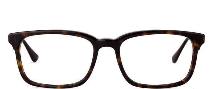 Ray-Ban RX5364 Medium (Size-53) Tortoise Golden Brown 2012 Unisex Eyeglasses