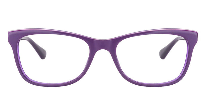 Vogue VO2763 Medium (Size-53) Dark Purple Women Eyeglasses