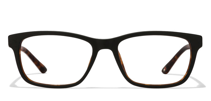 Tommy Hilfiger TH5245 Medium (Size-53) Matte Black Tortoise C5 Unisex Eyeglasses