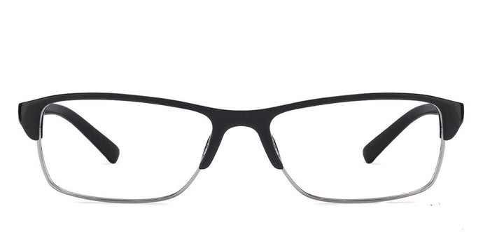 Vogue VO5012 Medium (Size-54) Black Gunmetal Black W44 Women Eyeglasses