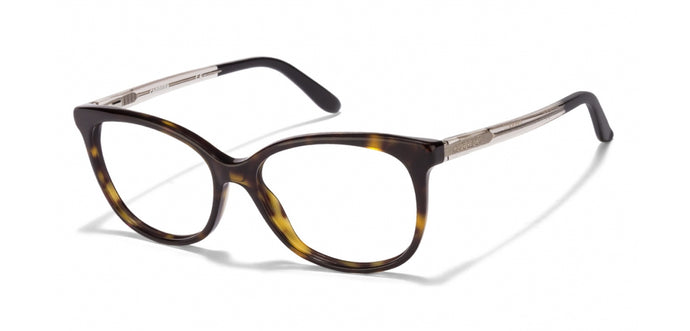 Carrera CA6648 Medium (Size-51) Tortoise Transparent Black QK8 Unisex Eyeglasses