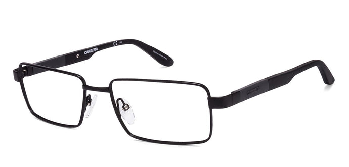 Carrera CA8819 Medium (Size-55) Black Grey Black VAQ Unisex Eyeglasses