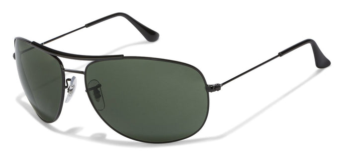 Ray-Ban RB3412I Large (Size-63) Black Grey 2 Unisex Sunglasses