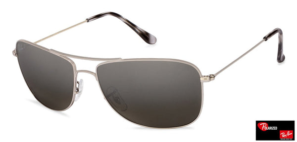 2cc56d3592 Ray-Ban RB3543 Large (Size-59) Silver Mirror 003 5J Unisex Polarized  Sunglasses Ray-Ban RB3543 Large (Size-59) Silver Mirror 003 5J Unisex  Polarized ...