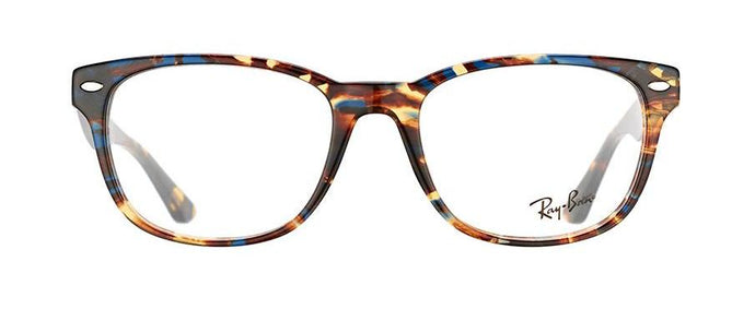 Ray-Ban RX5359 Medium (Size-53) Multi Color Unisex Eyeglasses