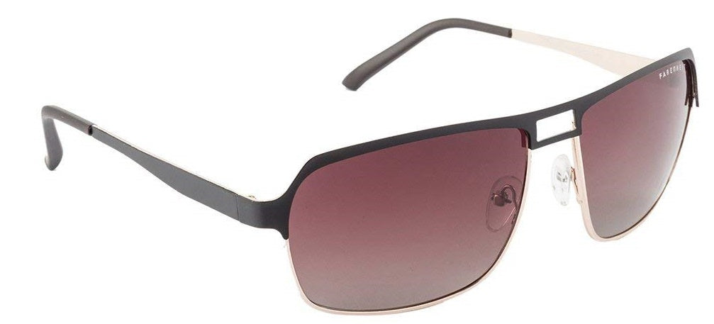Farenheit Rectangle Sunglasses |FA-1337P-C4|