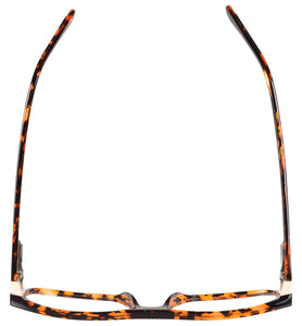 Fling Rimmed Rectangular Eyeglasses- 83_F4|53 mm