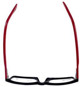Fling Rimmed Rectangular Unisex Eyeglasses - 82_F5 | 40 mm