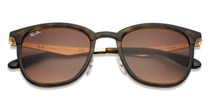 Ray-Ban RB4278 Medium (Size-51) Brown Gradient Unisex Sunglasses
