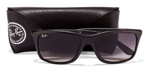 Ray-Ban RB8352 Large (Size-57) Black Grey Gradient 6220/11 Unisex Sunglasses