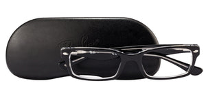 Ray-Ban 0RX5206 Size:52 Black On Transparent 2034 Eyeglasses