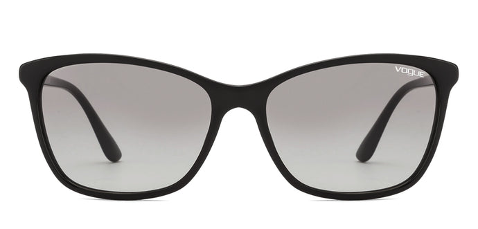 Vogue VO5184SI Black Grey Gradient W44/11 Women Sunglasses