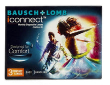 Bausch & Lomb iConnect 3 Lens/Box Contact Lens