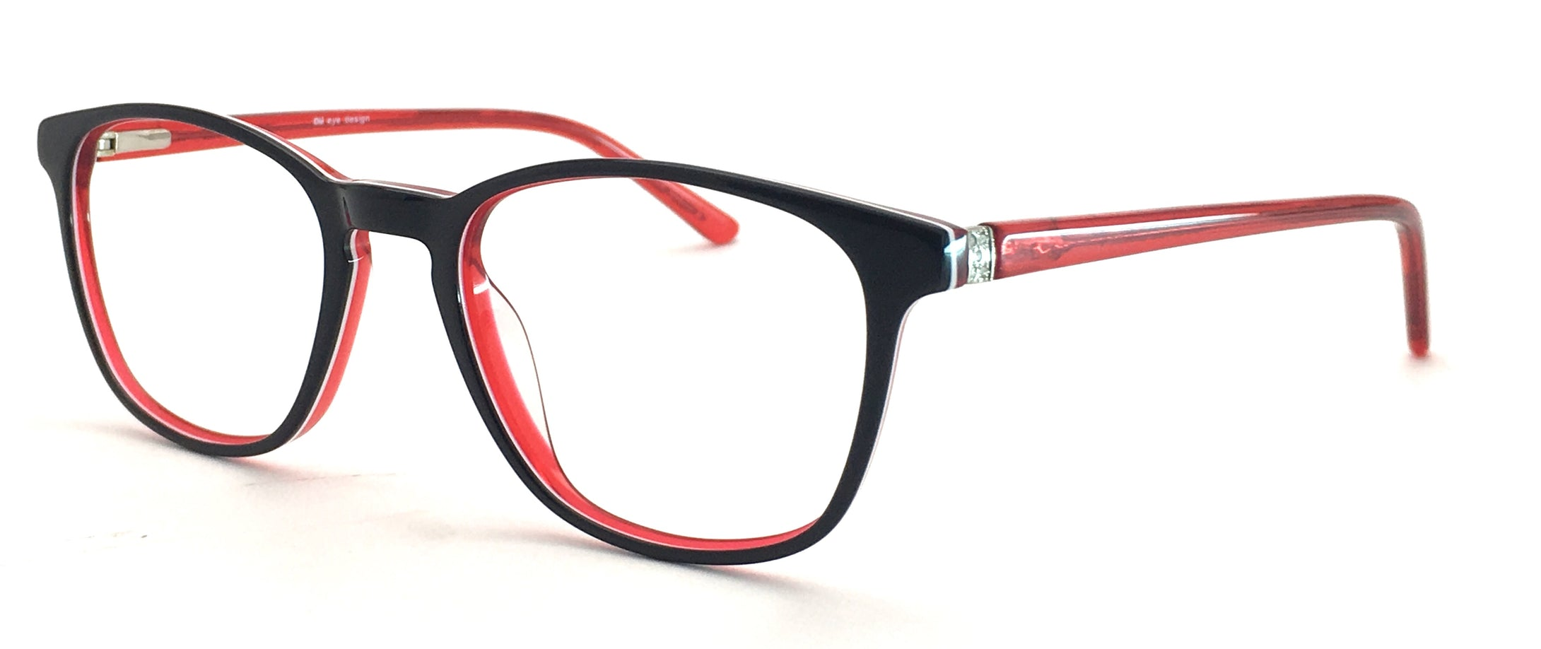 Angrish AG-7026-C3 Rectangle Eyeglasses