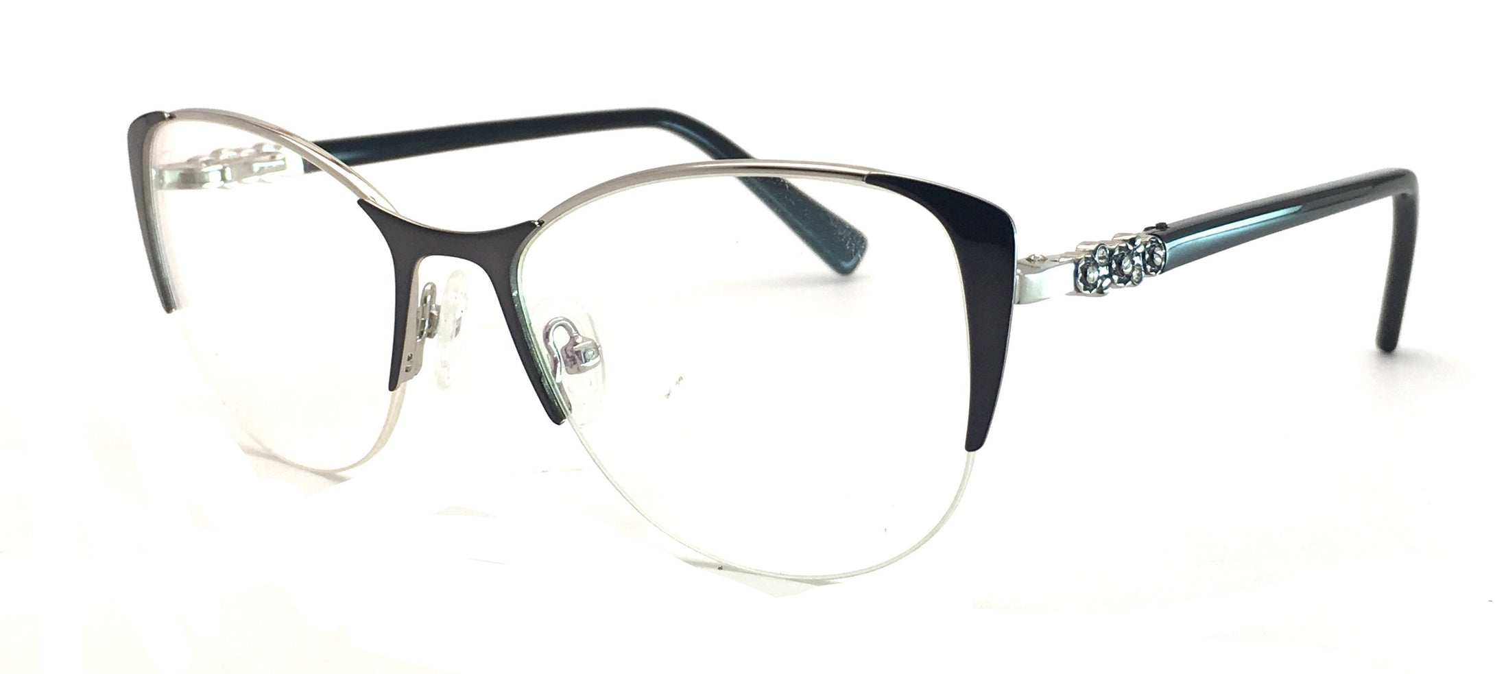 Angrish AG-10034-C3 Cat-Eye Eyeglasses