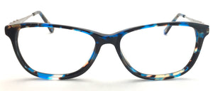 Angrish AG-3609-C2 Cate-Eye Eyeglasses