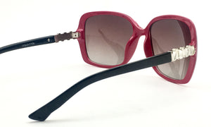 7C Maroon Cat-Eye Sunglasses | 7C-FP009-MRBL |