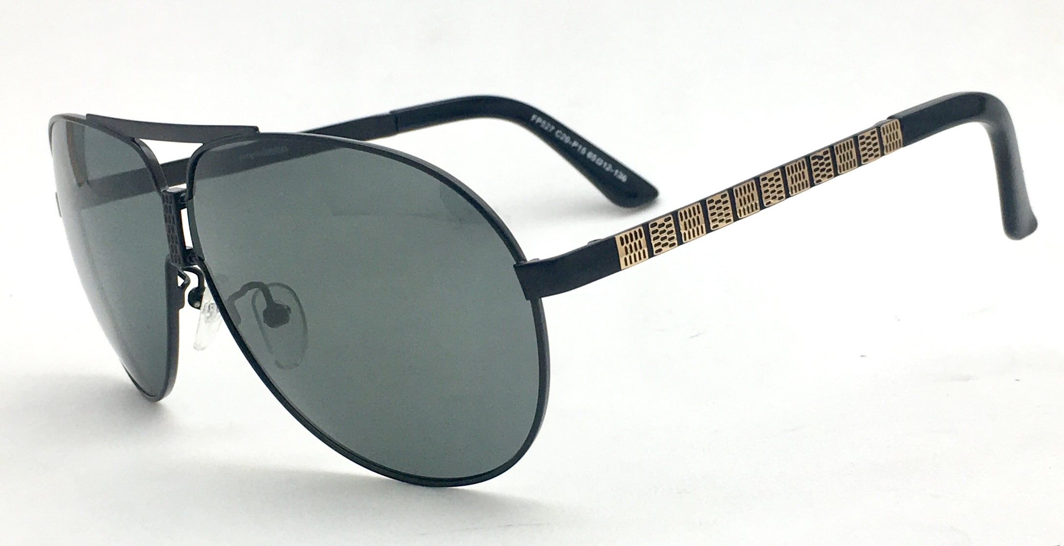 Angrish Black Green Aviator Sunglasses | AG-FP527-C20 |