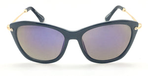 Angrish Black Cat-Eye Sunglasses | AG-FP041-BL |