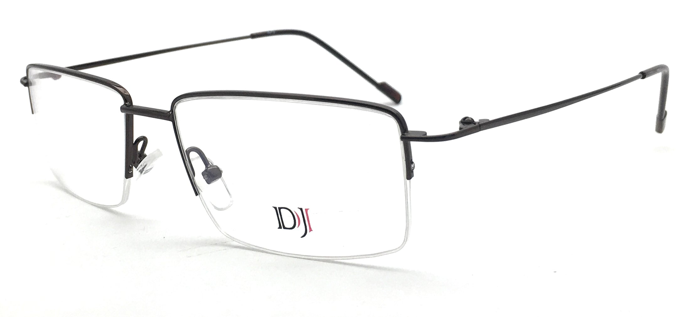 David Jones DJ-506-BR Wayfarer Eyeglasses