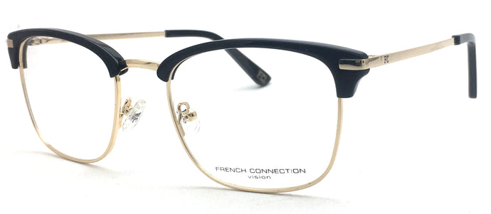 French Connection FC-8099-C3 Golden Club-Master Eyeglasses