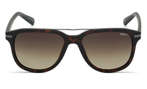 IDEE 2310-C4 Brown Tortoise Frame And Brown Gradient Glass Unisex Wayfarer Sunglasses