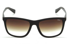 IDEE 2315-C3 Black Frame With Brown Gradient Glass Unisex Wayfarer Sunglasses