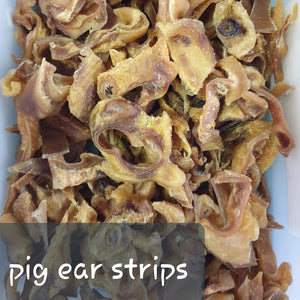 Pig Ear Strips