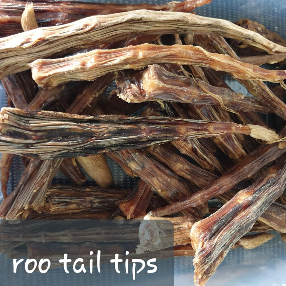 Roo Tail Tips
