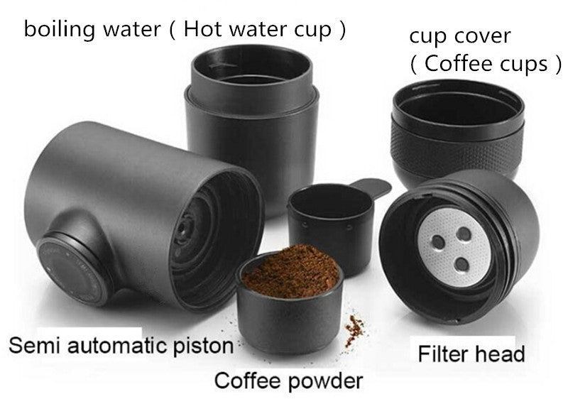 Outdoor Coffee Bullet