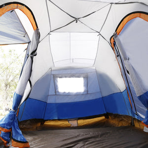 NEW ANCHEER High quality Camping Tent 6-8 Person 2-Bedroom Outdoor Automatic Instant Camping Hiking Tent with Shelter