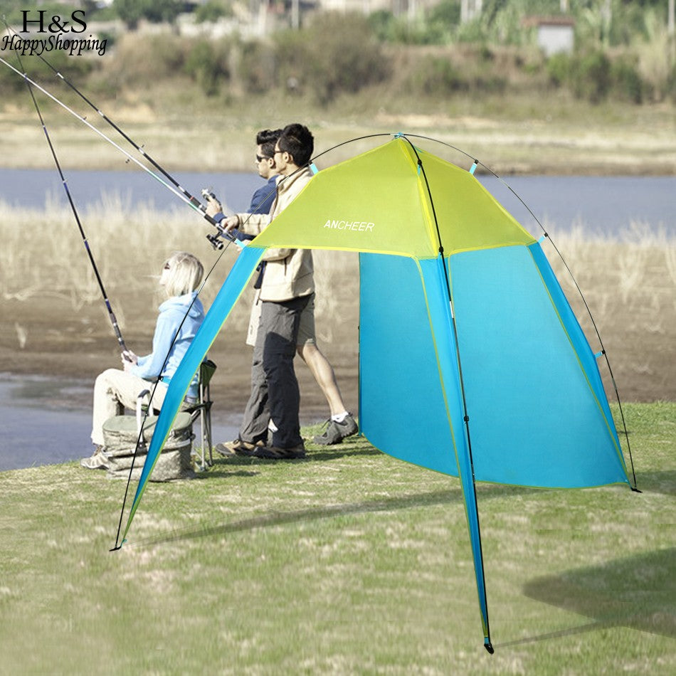 Opening Awning Shelter Tent